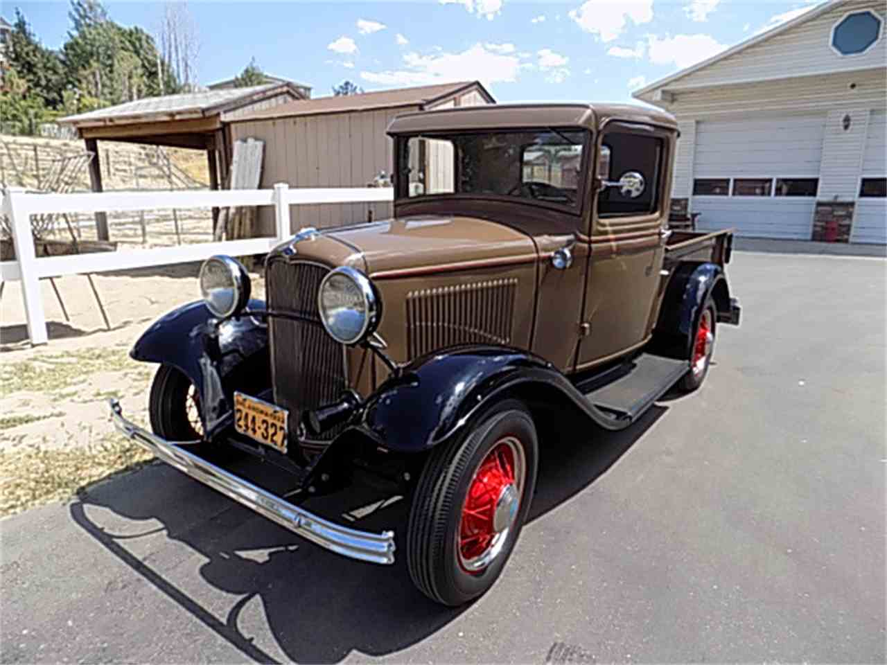 1932 Ford Pickup for Sale | ClassicCars.com | CC-1036287