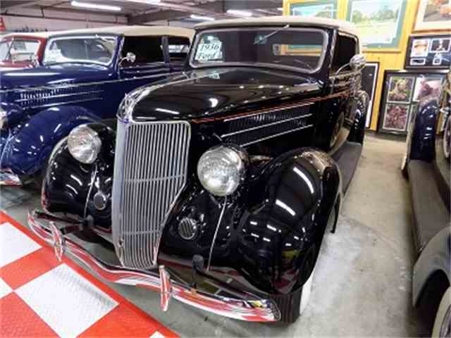 1936 Ford Cabriolet | 1036295
