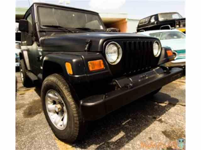 1997 Jeep Wrangler | 1030631