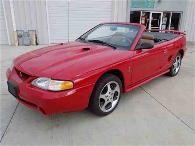 1997 Ford Mustang | 1036332