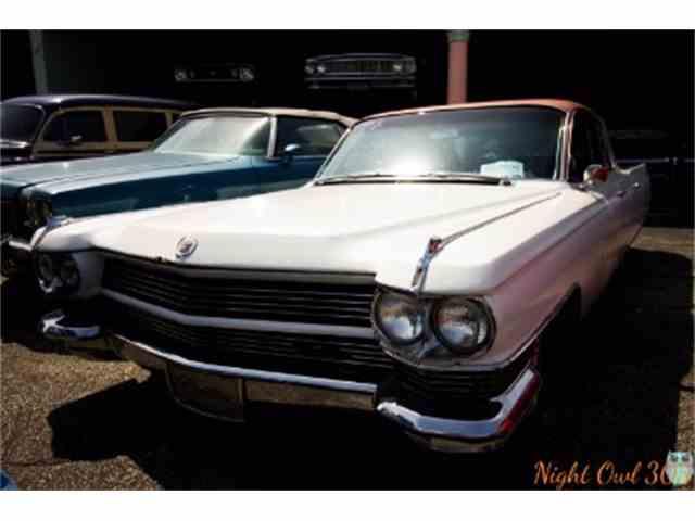 1964 CADILLAC 4DOOR | 1030634