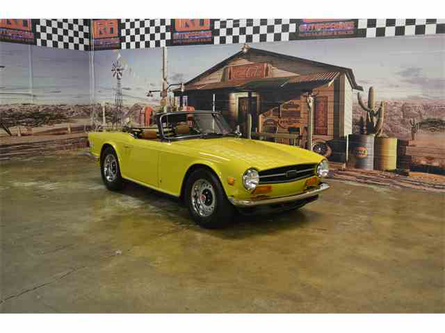 Picture of '73 TR6 - M7NO