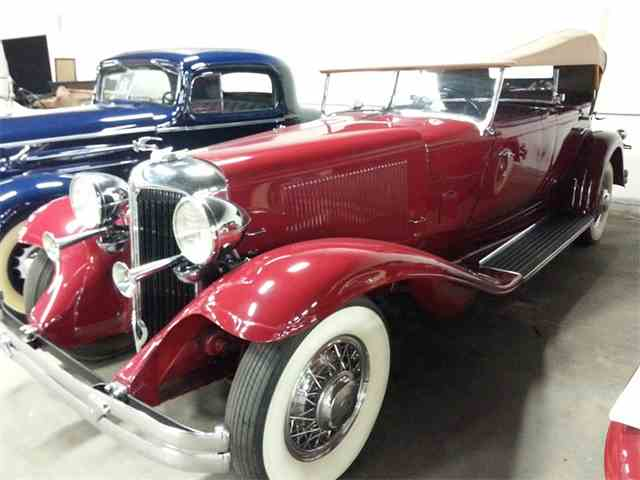 1931 Chrysler Dual Windshield 4-Dr Sedan | 1036361
