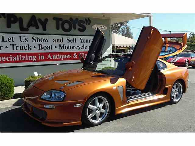 1996 Toyota Supra | 1036363