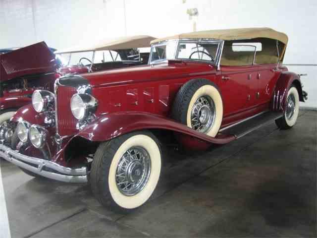 1932 Chrysler Imperial Phaeton | 1036364