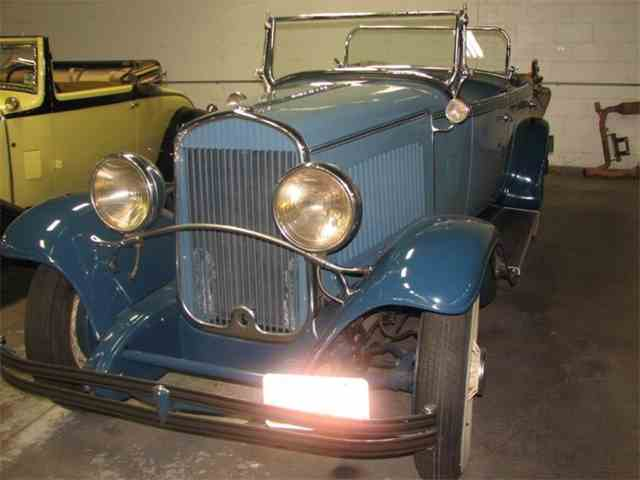 1930 Chrysler 4-Door Sedan | 1036365