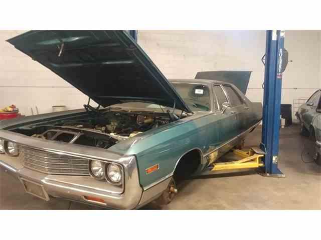 1970 Chrysler New Yorker   1036372