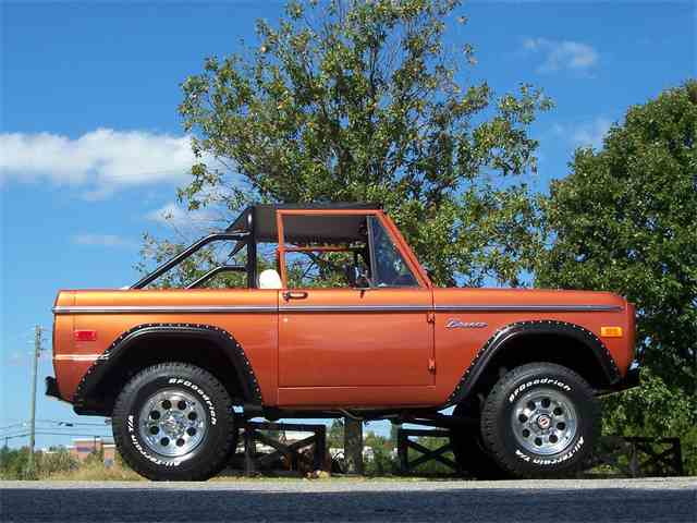 1976 Ford Bronco | 1036382