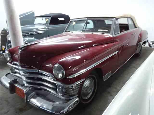 1950 Chrysler Convertible | 1036385