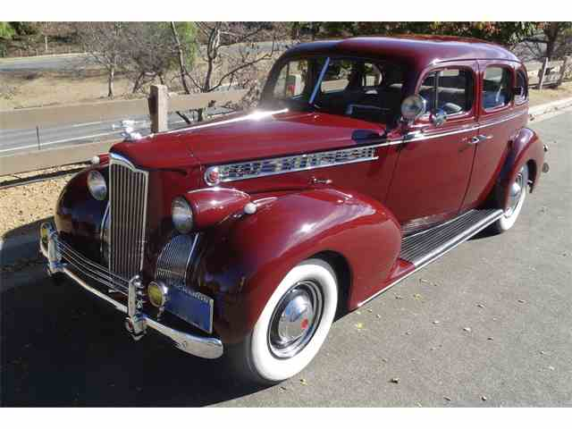 Picture of Classic '40 Packard 120 - M7OR