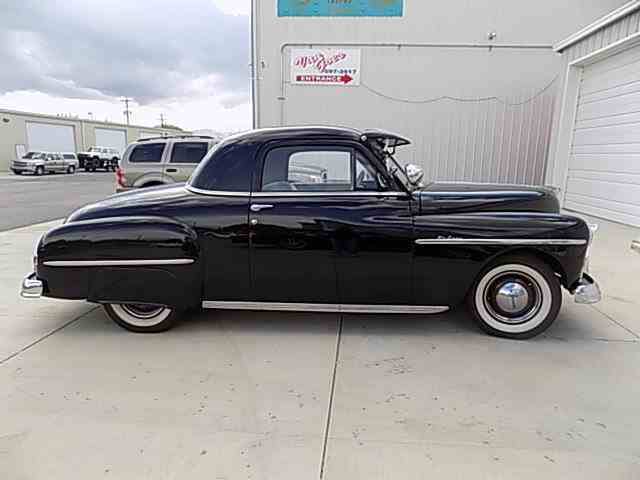 1950 Plymouth Business Coupe | 1036400