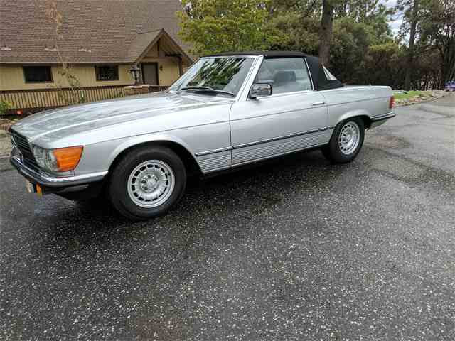 1983 Mercedes-Benz 280SL | 1036421