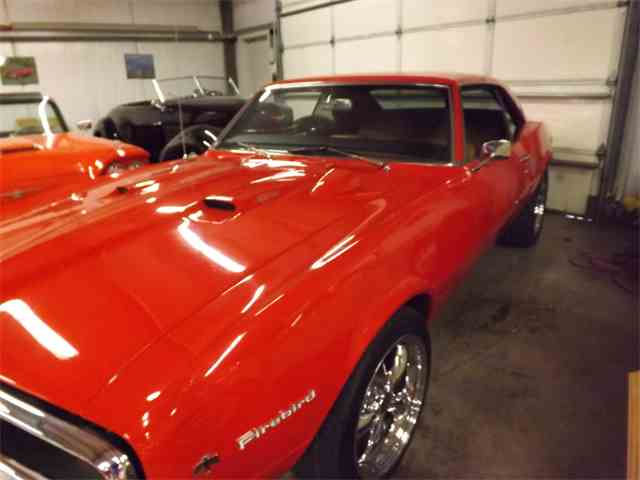 1968 Pontiac Firebird for Sale on ClassicCarscom  21 Available