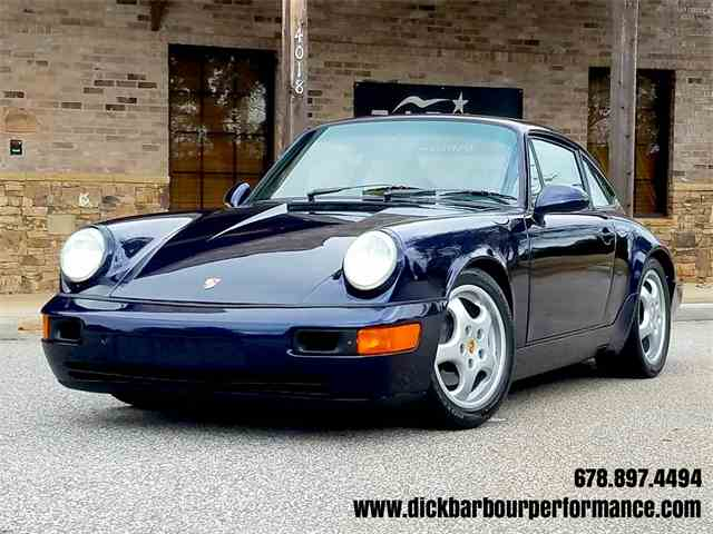 1993 Porsche 911 Carrera | 1036425