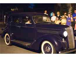 Picture of '36 4-Dr Sedan - M7PT