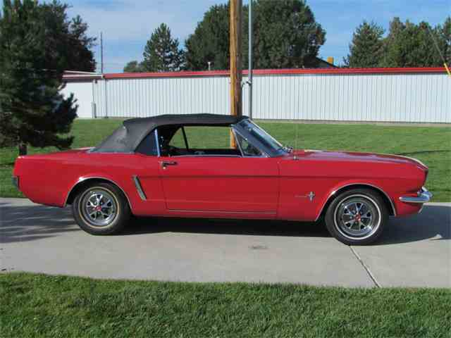 1965 Ford Mustang | 1036440