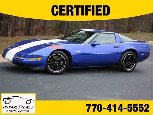 1996 Chevrolet Corvette | 1030645