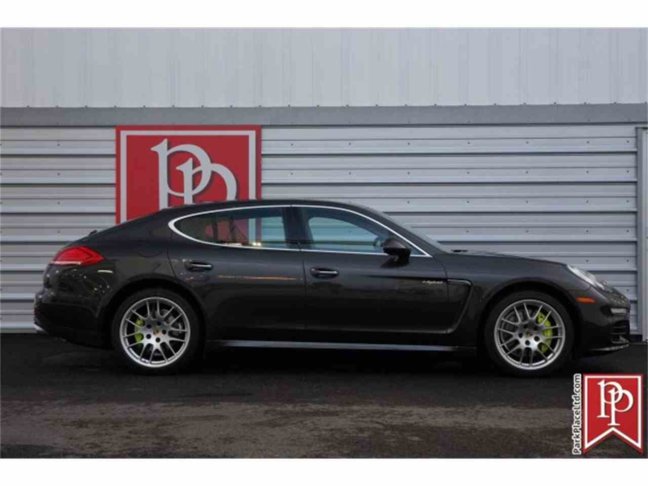 Large Picture of '15 Panamera - M7QY