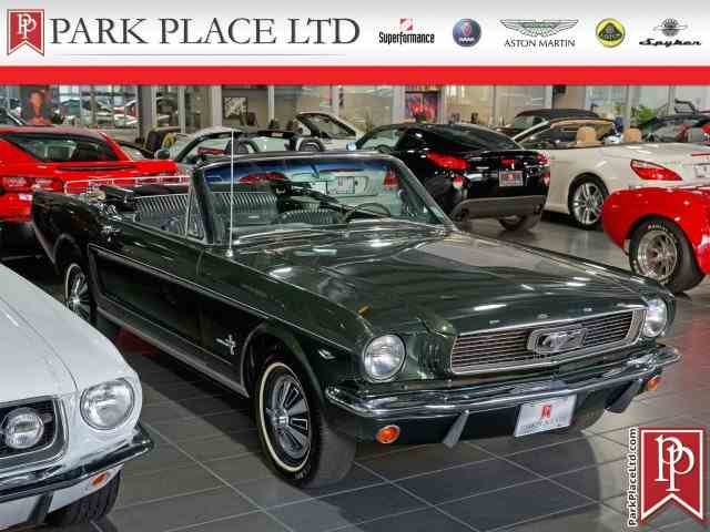 1966 Ford Mustang | 1036475