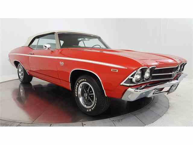 1969 Chevrolet Chevelle SS | 1030648