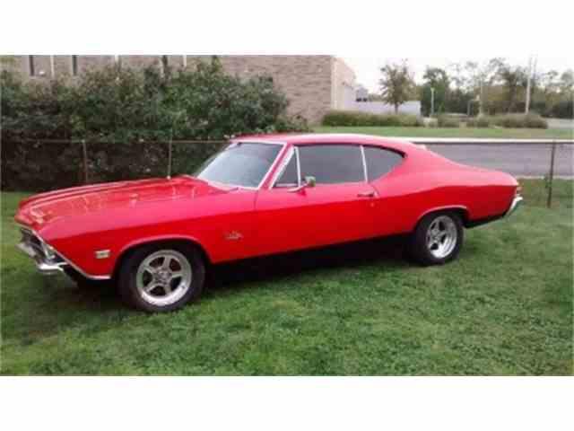1968 Chevrolet Chevelle | 1036481