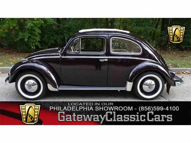 1958 Volkswagen Beetle | 1036484