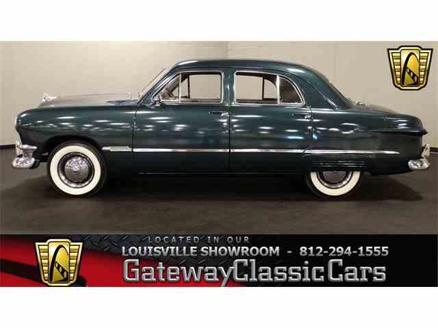 1950 Ford Sedan   1036485