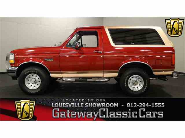 1994 Ford Bronco | 1036492