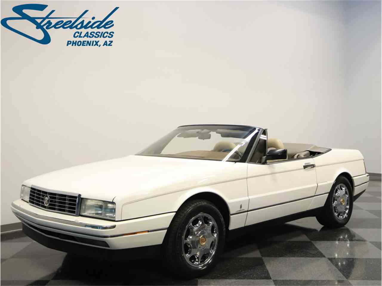 1991 Cadillac Allante for Sale - CC-1036496