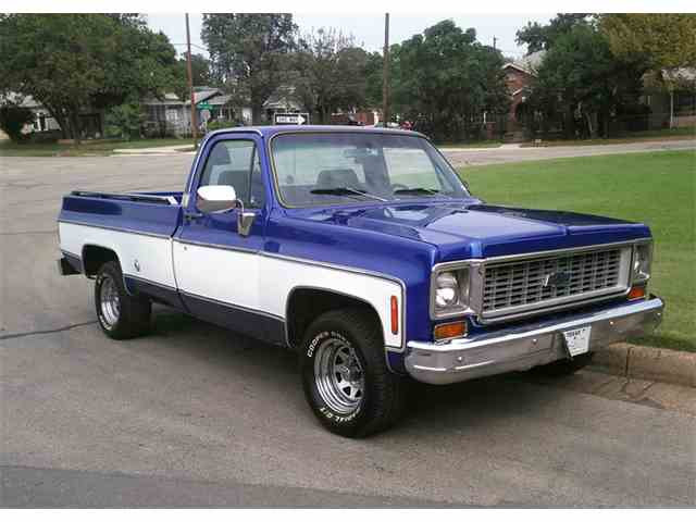 1973 Chevrolet C10   1030650