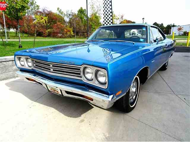 Picture of Classic 1969 Plymouth Satellite located in Hilton New York Offered by Great Lakes Classic Cars - M7RT