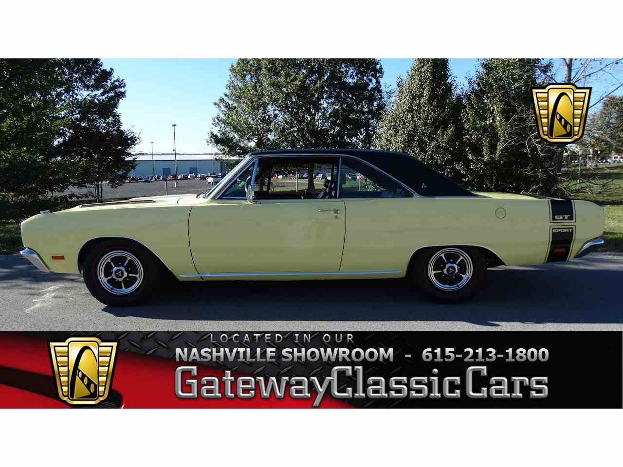 Large Picture of Classic 1969 Dart located in Tennessee Offered by Gateway Classic Cars - Nashville - M7RX