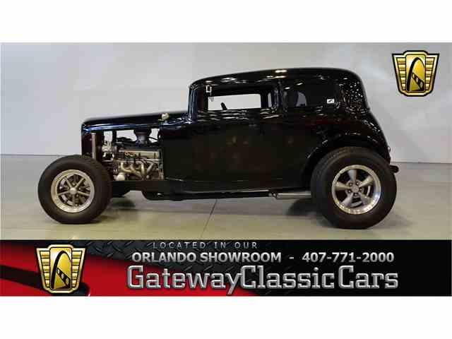 1932 Ford Victoria   1036517