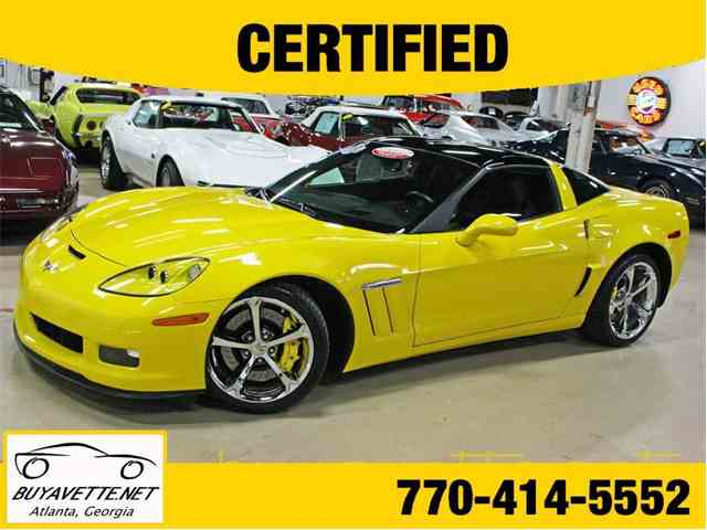 2013 Chevrolet Corvette | 1036521