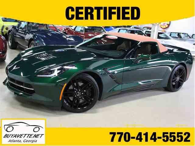 2014 Chevrolet Corvette | 1036522