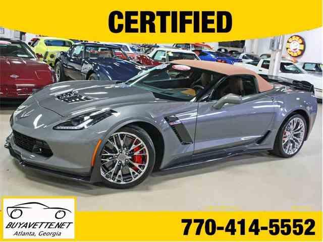 2015 Chevrolet Corvette | 1036523