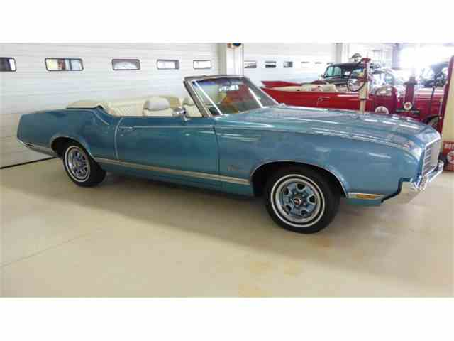 1971 Oldsmobile Cutlass | 1036533