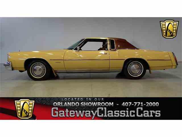 1976 Oldsmobile Toronado | 1036534