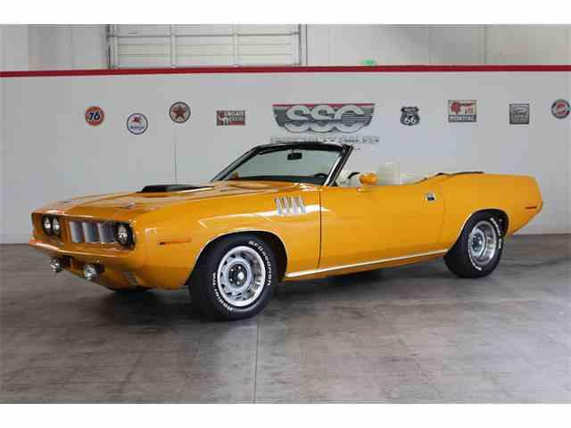 1971 Plymouth Cuda | 1036535