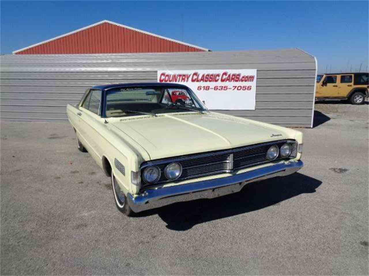 1966 Mercury Monterey for Sale   ClassicCars.com   CC-1036537