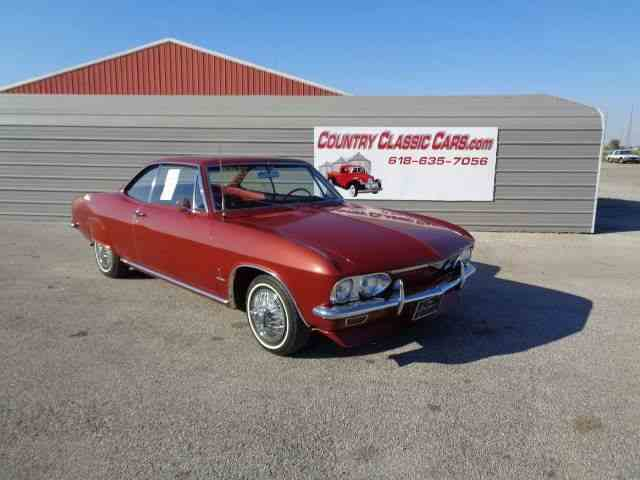 1966 Chevrolet Corvair | 1036543