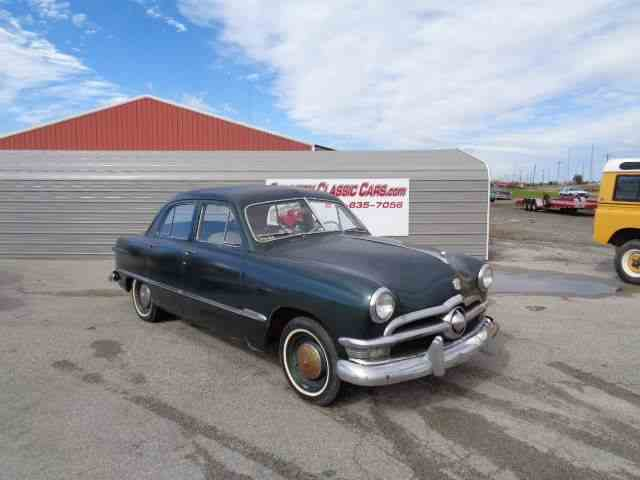 1950 Ford Custom | 1036548