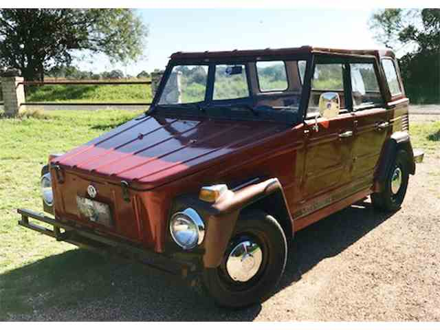1973 Volkswagen Thing | 1030655
