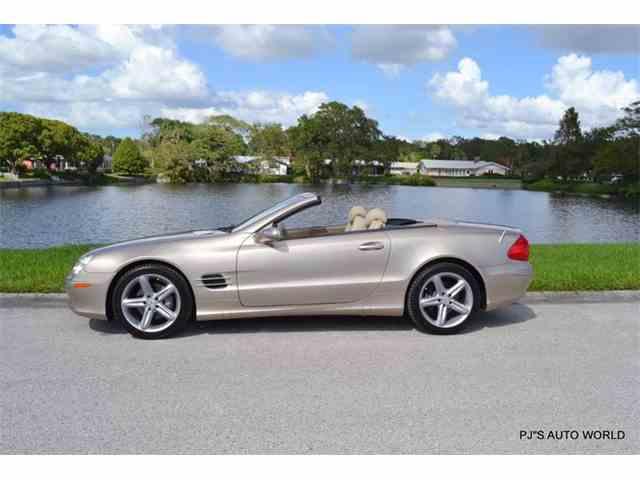 2004 Mercedes-Benz SL-Class | 1036553