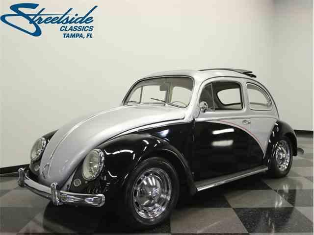 1960 Volkswagen Beetle | 1036567
