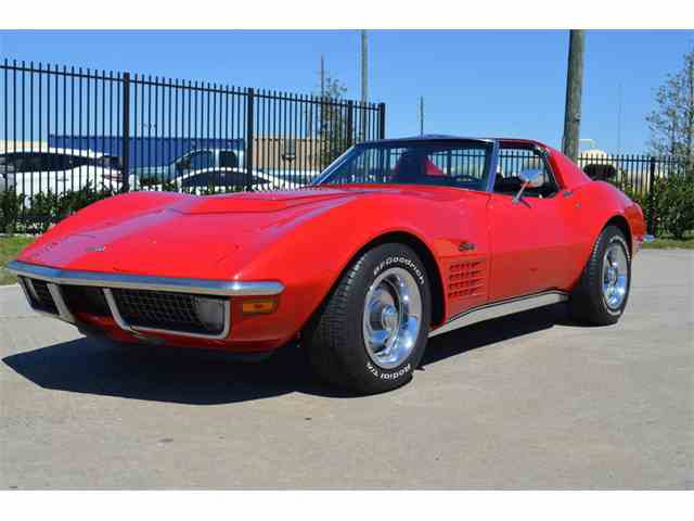 Picture of '70 Corvette - M7TX