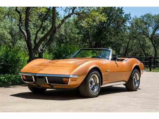 1972 Chevrolet Corvette | 1036588