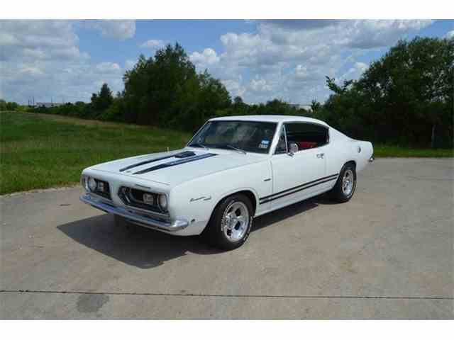 1969 Plymouth Barracuda | 1036596