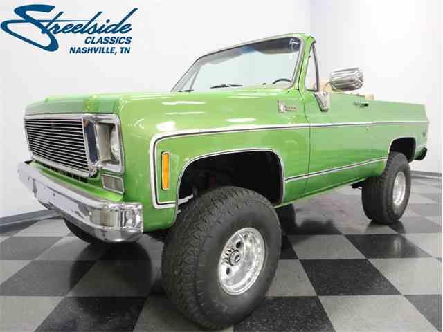 1975 Chevrolet Blazer | 1036602