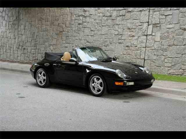 1995 Porsche 911 | 1036607